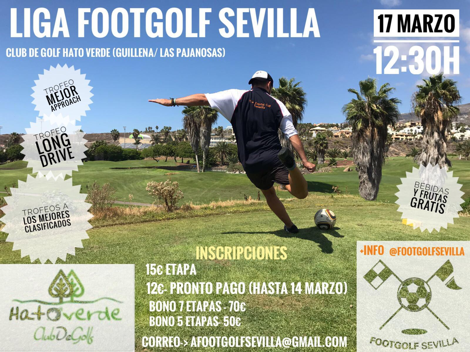 Liga Footgolf Hato Verde