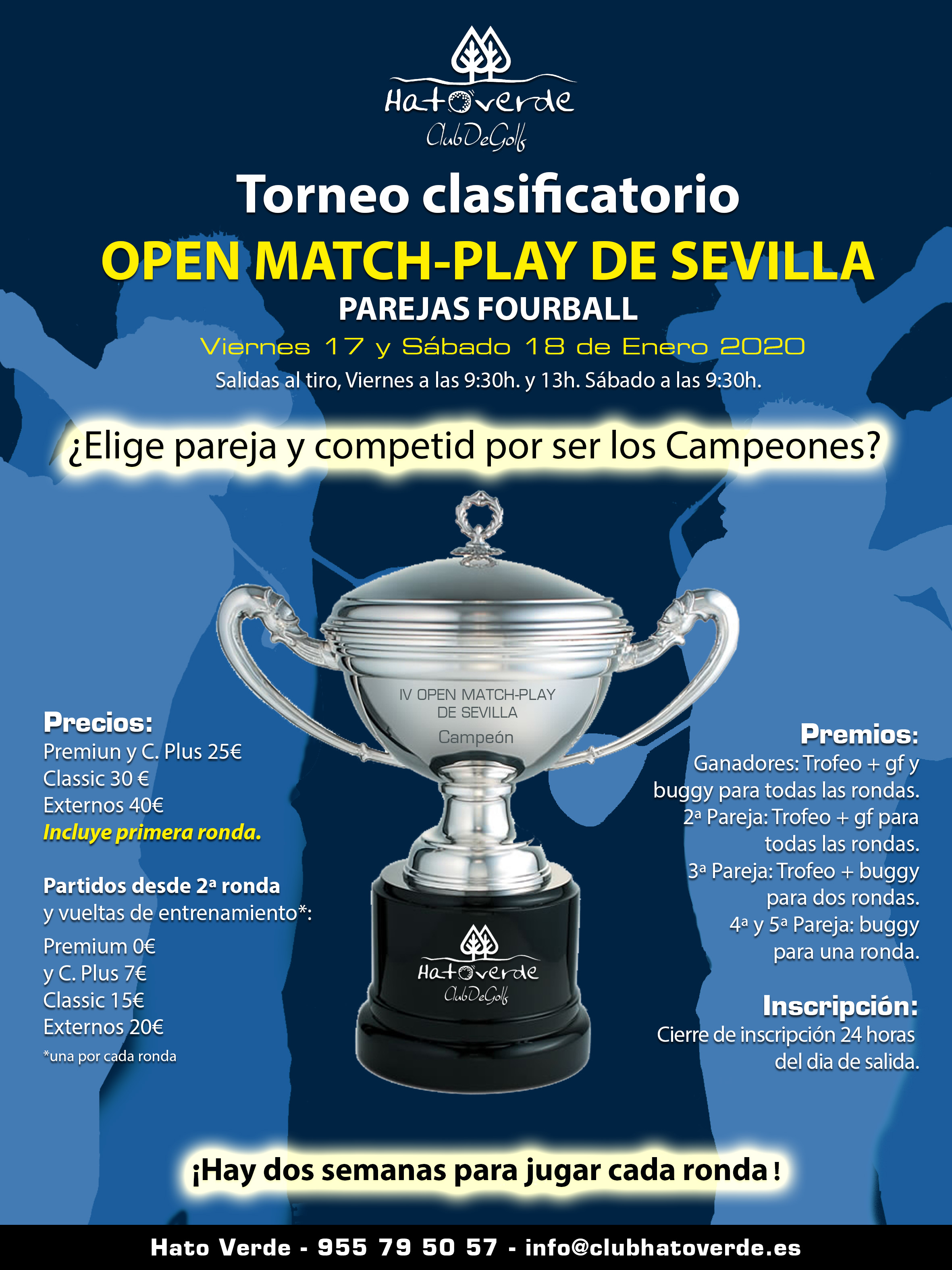 Torneo Clasificatorio open match-play de Sevilla